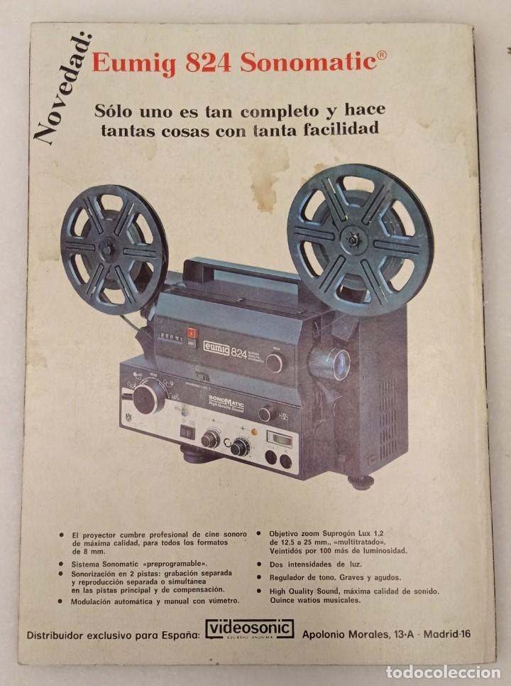 Cine: Revista - Cinema 2002 - Número 31. Septiembre 1977. - Foto 2 - 221232342