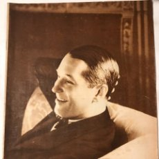 Cine: POPULAR FILM FEBRERO 1931 NUM 236 MAURICIO CHEVALIR ANNY ONDRA. Lote 221292157