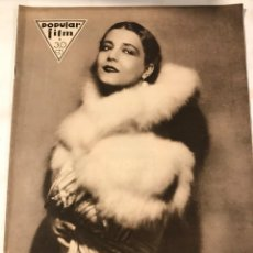 Cine: POPULAR FILM MARZO 1930 NUM 185. Lote 221294738