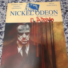 Cine: REVISTA NICKEL ODEON. EL PADRINO. Lote 221345741