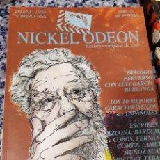 Cine: REVISTA NICKEL ODEON. N°3 BERLANGA. Lote 221355921