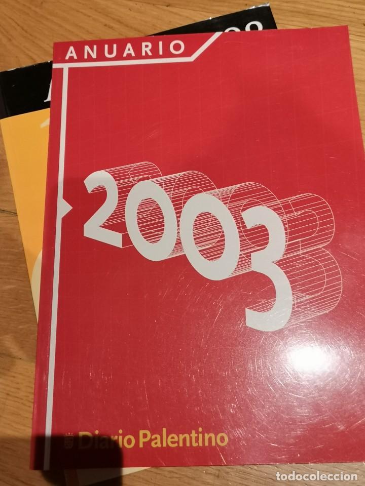 ANUARIO 2003 DIARIO PALENTINO (Cine - Revistas - Acción)
