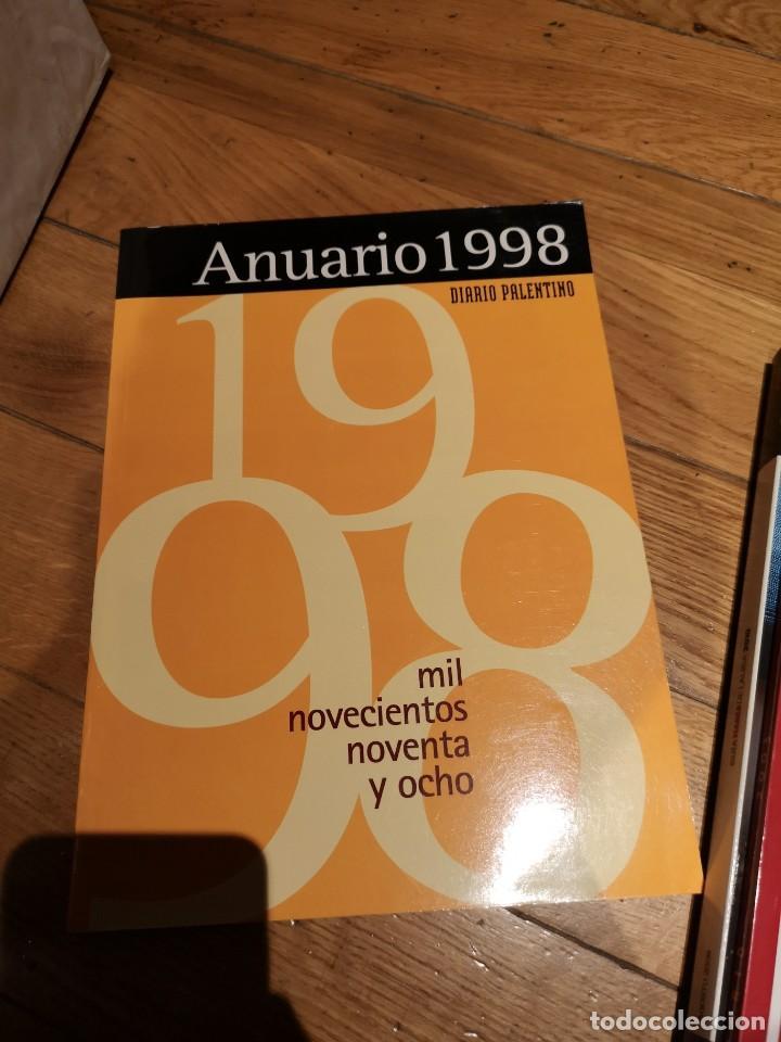 ANUARIO 1998 DIARIO PALENTINO (Cine - Revistas - Acción)