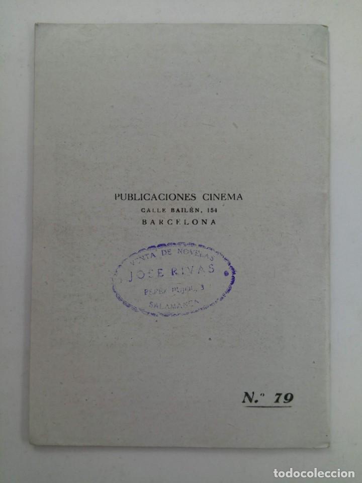 Cine: PUBLICACIONES CINEMA Nº79 - CARTA DE PRESENTACIÓN - Foto 2 - 221373682