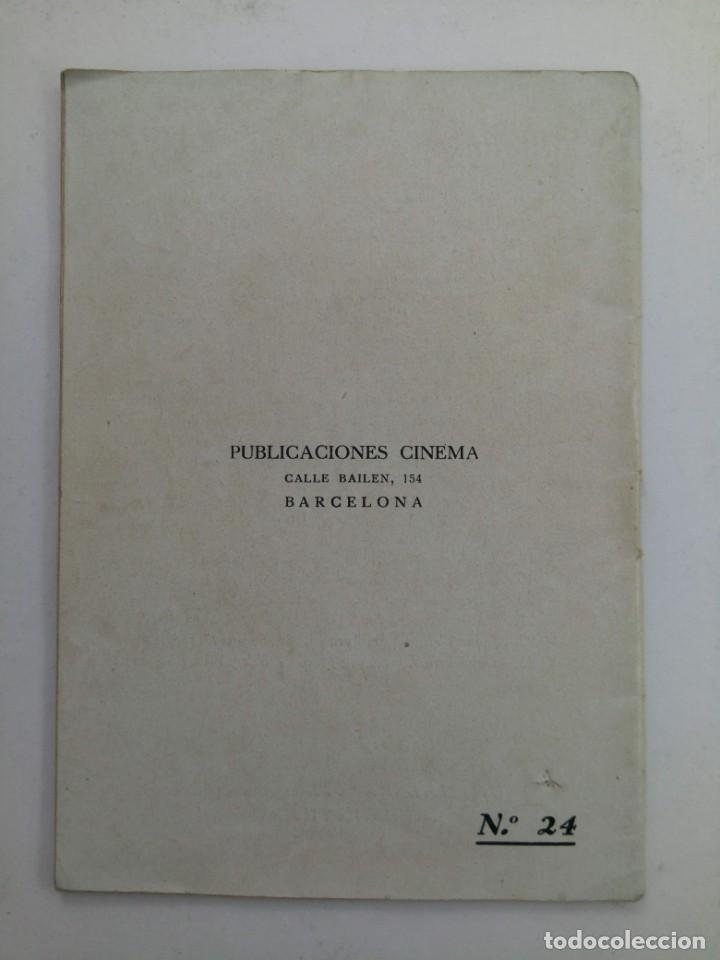 Cine: PUBLICACIONES CINEMA Nº 24 - IMPETUS DE JUVENTUD - Foto 2 - 221373786