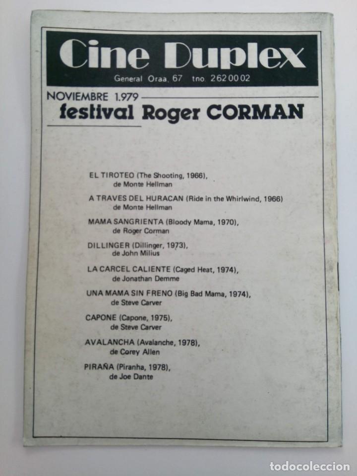 """Cine: ROGER CORMAN - ÚLTIMO REY DE LA """"SERIE B"""" - EL CINE A PRESIÓN - Foto 2 - 221377112"""