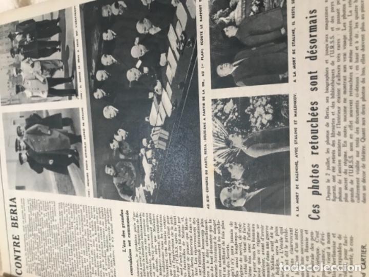 Cine: Marilyn Paris Match 1953 - Foto 2 - 221425815