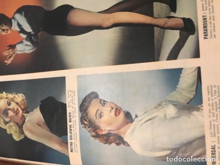 Cine: Marilyn Paris Match 1953 - Foto 12 - 221425815
