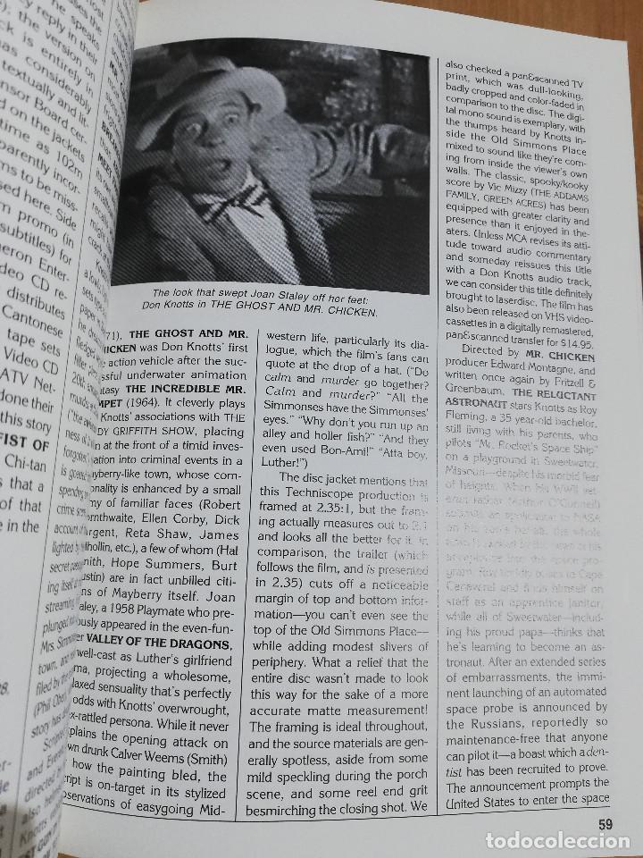 Cine: REVISTA VIDEO WATCHDOG NO. 33 (DUNE. FROM DAVID LYNCH TO ALAN SMITHEE / SPIRITS OF THE DEAD) - Foto 4 - 221511911