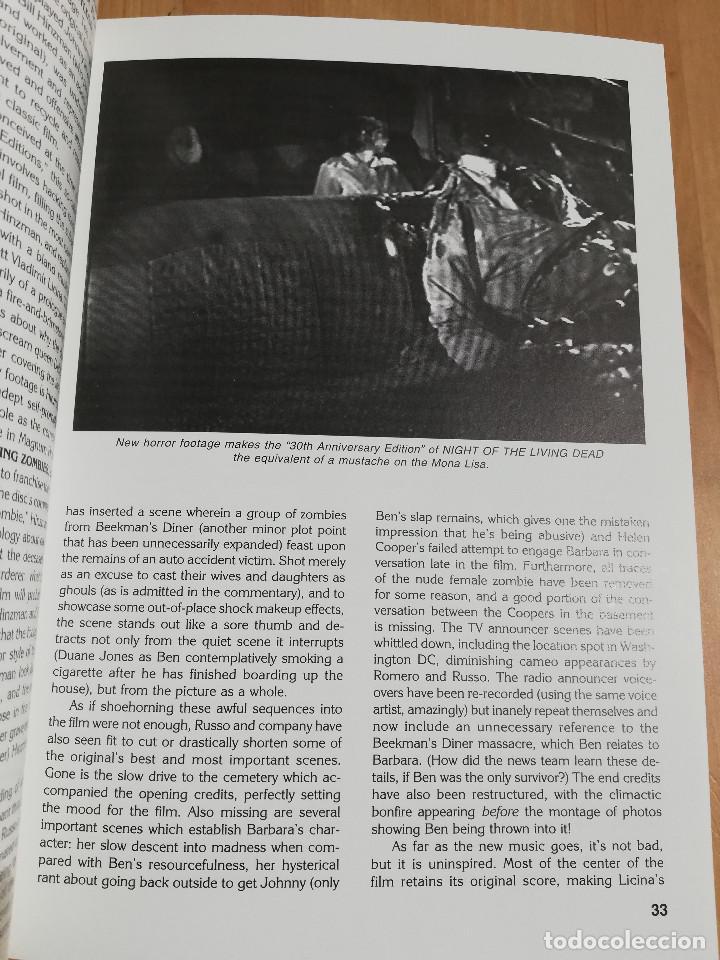 Cine: REVISTA VIDEO WATCHDOG NO. 54 (GEORGE A. ROMERO / HOW TO MAKE AN ANDY MILLIGAN MOVIE) - Foto 6 - 221512152