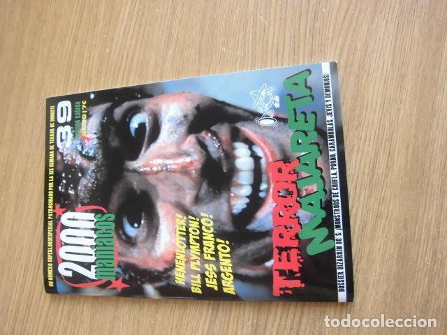 2000 MANIACOS 39 (Cine - Revistas - Otros)