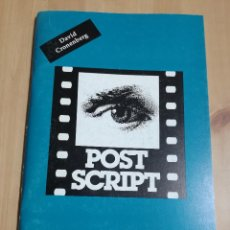 Cine: REVISTA POST SCRIPT. ESSAYS IN FILM AND THE HUMANITIES (VOLUME 15, NUMBER 2) 1996. Lote 221620311