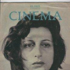 Cine: EL PAIS CINEMA NUMERO 12. Lote 221621562