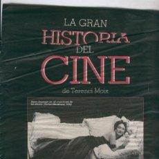 Cine: LA GRAN HISTORIA DEL CINE DE TERENCI MOIX FASCICULO 28. Lote 221621660