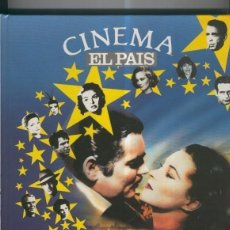 Cine: CINEMA EL PAIS: LA HISTORIA DEL CINE. Lote 221621666