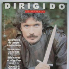 Cine: DIRIGIDO POR. REVISTA Nº 192. 1991. Lote 221634448