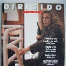 Cine: DIRIGIDO POR. REVISTA Nº 197. 1991. Lote 221634552