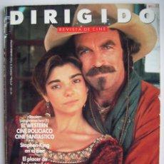 Cine: DIRIGIDO POR. REVISTA Nº 191. 1991. Lote 221634636