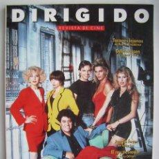 Cine: DIRIGIDO POR. REVISTA Nº 195. 1991. Lote 221634952