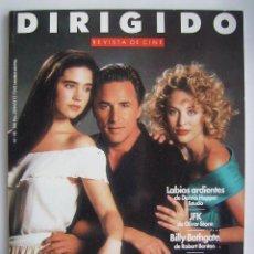 Cine: DIRIGIDO POR. REVISTA Nº 198. AÑO 1992.. Lote 221635132