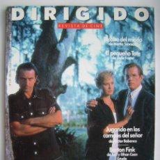 Cine: DIRIGIDO POR. REVISTA Nº 199. AÑO 1992.. Lote 221635270