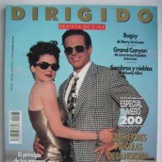 Cine: DIRIGIDO POR. REVISTA Nº 200. AÑO 1992.. Lote 221635810