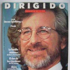 Cine: DIRIGIDO POR. REVISTA Nº 201. AÑO 1992.. Lote 221637985