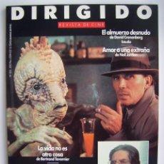 Cine: DIRIGIDO POR. REVISTA Nº 203. AÑO 1992.. Lote 221638140