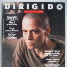 Cine: DIRIGIDO POR. REVISTA Nº 205. AÑO 1992.. Lote 221638530