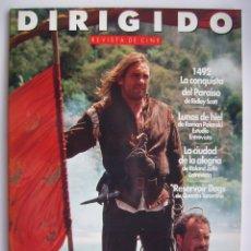 Cine: DIRIGIDO POR. REVISTA Nº 206. AÑO 1992.. Lote 221638686