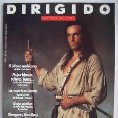 Cine: DIRIGIDO POR. REVISTA Nº 207. AÑO 1992.. Lote 221638901