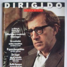 Cine: DIRIGIDO POR. REVISTA Nº 208. AÑO 1992.. Lote 221639058