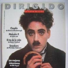 Cine: DIRIGIDO POR. REVISTA Nº 210. AÑO 1993.. Lote 221639335