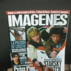 Cinema: IMAGENES DE ACTUALIDAD. Nº 235. ABRIL 2004. ENTREVISTA: ANGELINA JOLIE, STARSKY & HUTCH, VIN DIESEL. Lote 221785941