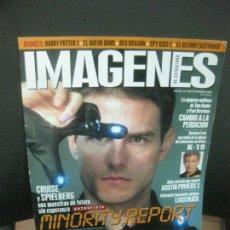Cine: IMAGENES DE ACTUALIDAD. Nº 217. SEPTIEMBRE 2002. MINORITY REPORT, AUSTIN POWERS 3, FORD EN K-19. Lote 221807867