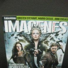 Cine: IMAGENES DE ACTUALIDAD Nº 325. JUNIO 2012. BLANCANIEVES Y LA LEYENDA DEL CAZADOR. ENIGMA DEL CUERVO. Lote 221943695