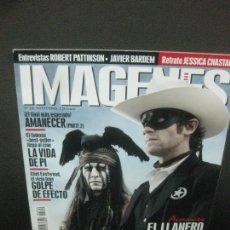 Cine: IMAGENES DE ACTUALIDAD. Nº 329. NOVIEMBRE 2012. CLINT EASTWOOD: GOLPE DE EFECTO, LA VIDA DE PI... Lote 221947278