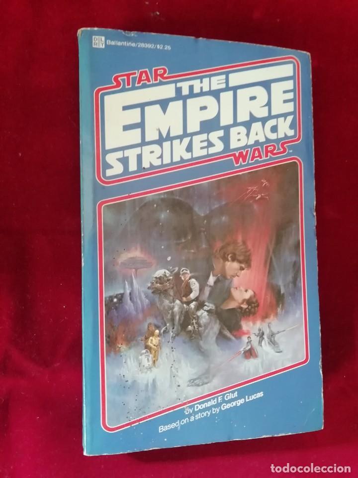 STAR WARS - THE EMPIRE STRIKES BACK - 1ST EDITION (Cine - Revistas - Acción)