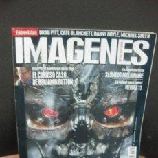 Cine: IMAGENES DE ACTUALIDAD Nº 288 FEBRERO 2009. 3L CURIOSO CASO DE BENJAMIN BUTTON, SLUMDOG MILLONAIRE... Lote 222135628