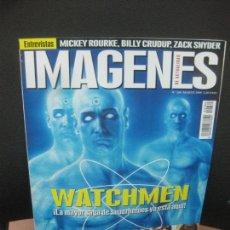 Cine: IMAGENES DE ACTUALIDAD Nº 289. MARZO 2009. WATCHMEN, UNDERWORLD 3, LOS ABRAZOS ROTOS, EL LUCHADOR. Lote 222135941