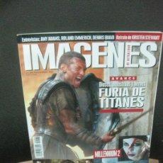 Cine: IMAGENES DE ACTUALIDAD Nº 296. NOVIEMBRE 2009. MILLENIUM 2, LA SAGA CREPUSCULO: LUNA NUEVA.. Lote 222137343