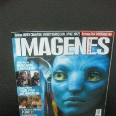 Cine: IMAGENES DE ACTUALIDAD Nº 297. DICIEMBRE 2009. AVATAR, SPANISH MOVIE, BIENVENIDOS A ZOMBIELAND.... Lote 222137592