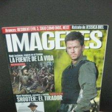 Cine: IMAGENES DE ACTUALIDAD Nº 268. ABRIL 2007. LA FUENTE DE LA VIDA, SHOOTER: EL TIRADOR, EL BUEN PASTOR. Lote 222140665