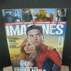 Cine: IMAGENES DE ACTUALIDAD Nº 269. MAYO 2007. SPIDER-MAN 3, ZODIAC, EL RETORNO DE LOS MALDITOS. Lote 222140835