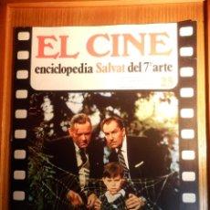Cine: EL CINE - ENCICLOPEDIA SALVAT DEL 7º ARTE - AÑO 1979 - Nº 25 - CARTEL FILM ALEXANDER NEWSKY. Lote 222463401