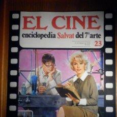 Cine: EL CINE - ENCICLOPEDIA SALVAT DEL 7º ARTE - AÑO 1979 - Nº 23 - CARTEL FILM THEMROC. Lote 222464195
