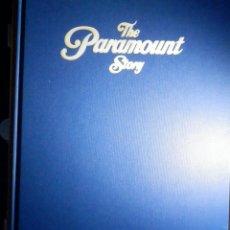 Cine: LIBRO DE CINE - THE PARAMOUNT STORY - EN INGLÉS - WILIAM S. KENLY 1985 - 25 X 33 CM. Lote 222466250