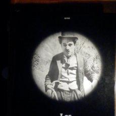 Cine: LIBRO DE CINE - LOS FILMS DE CHARLIE CHAPLIN - AYMÁ - 22 X 29 CM -1975. Lote 222467171