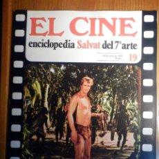 Cine: EL CINE - ENCICLOPEDIA SALVAT DEL 7º ARTE - AÑO 1979, Nº 19 - CARTEL LES PARENTS TERRIBLES. Lote 222510243