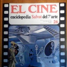 Cine: EL CINE - ENCICLOPEDIA SALVAT DEL 7º ARTE - AÑO 1979, Nº 26 - CARTEL MACUNAIMA. Lote 222510433
